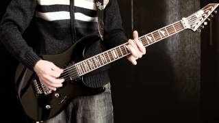 Stone Sour - Mission Statement (guitar cover)
