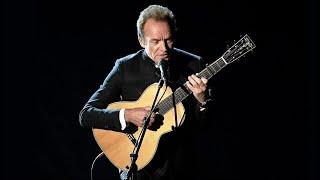 "Sting  ""Shape Of My Heart"" (legendado)"