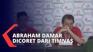 Bersikap Kurang Elok, Abraham Damar Dicoret dari Timnas Basket