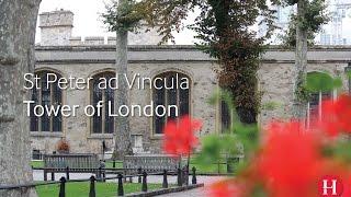 Tower of London: Furnishing the Chapel Royal