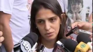 Ana Carolina Oliveira agradece o carinho e solidariedade da população