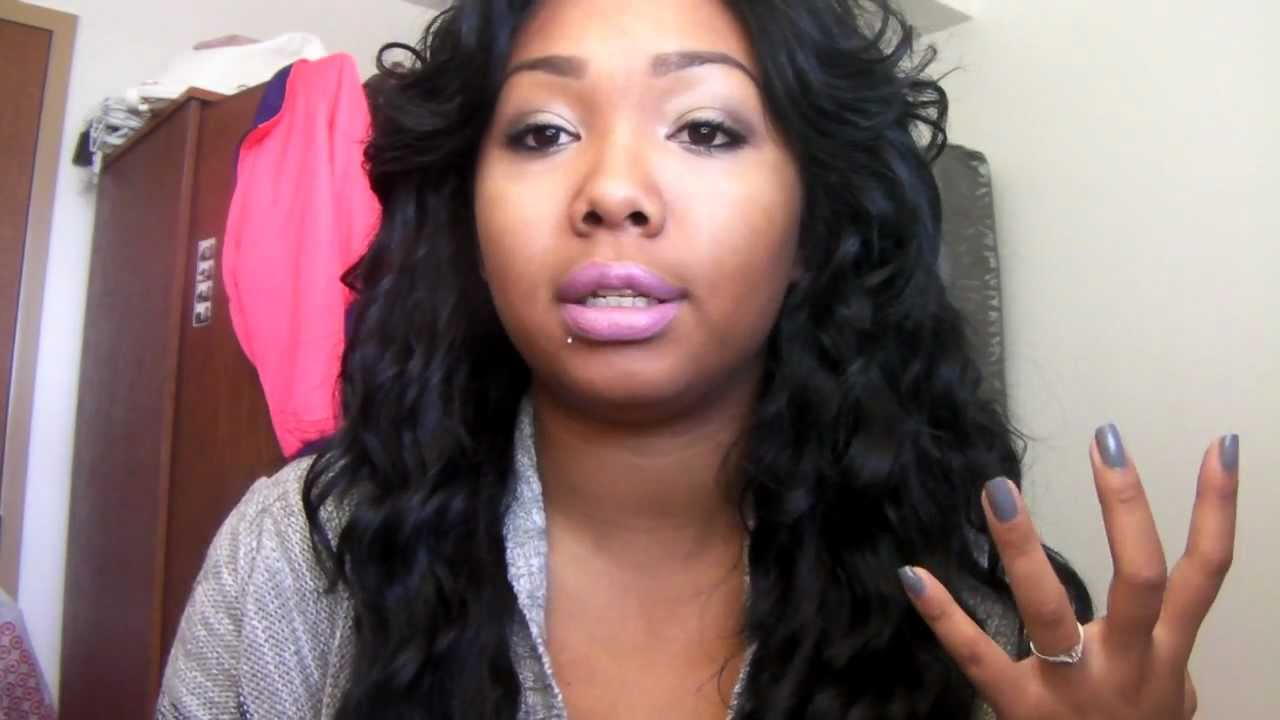 My Wavy Quickweave Milkyway Que Loose Deep Youtube