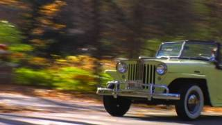 A 1948 Willys Overland Jeepster - We go for a ride!