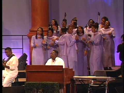 Safe In The Arms Of Jesus - Walter Hawkins & the Love Center Choir