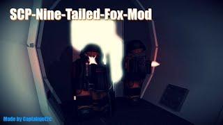 SCP BREACH AGAIN?! - Roblox SCP-Nine-Tailed-Fox Mod