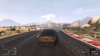 Grand Theft Auto V Benefactor Schafter V12 (Gepanzert)  Stock-Car-Rennen #2