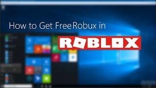 ROBLOX: Free ROBUX & Builders Club! (Microsoft Rewards) 2019 [WINDOWS 10]