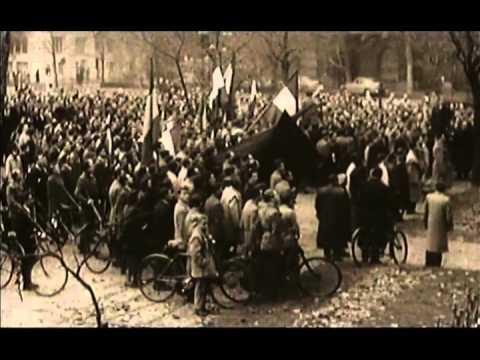 Венгерский капкан. 1956  г.