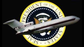 AIR F**K ONE: Bill Flies United