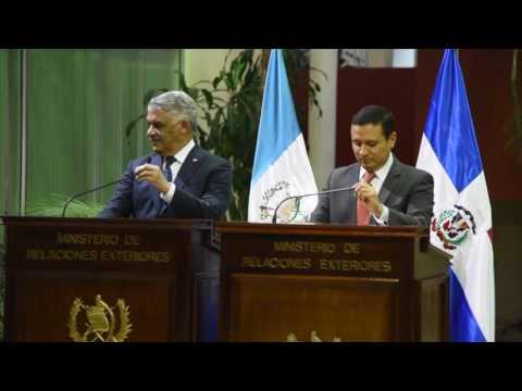 A partir primero de marzo dominicanos podrán viajar a Guatemala sin visa