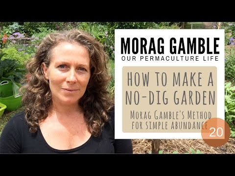 How to Make a No-Dig Garden: Morag Gamble's Method for Simpl