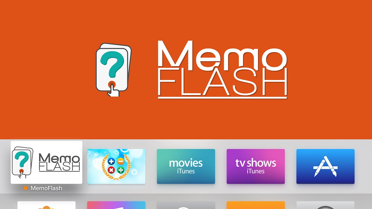 MemoFlash, flashcards app