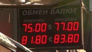 Рубль в поисках дна