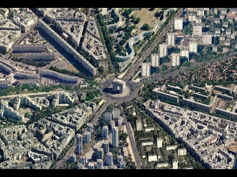La Légende du Grand Paris ou Comment Paris est devenu Grand.