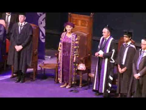 University Of Portsmouth - Graduation 18/7/2012