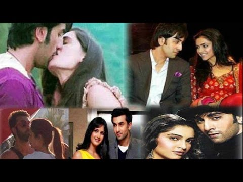 ranbir kapoor all girlfriend deepika padukone katrina kaif