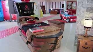 видео чилек детская мебель