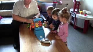 Vlog 43: Spelen met Pappa