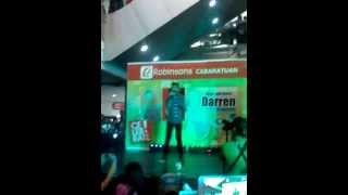 Darren Espanto Pinagkaguluhan sa Cabanatuan