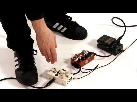 Distortion vs. Overdrive vs. Fuzz | Guitar Pedals