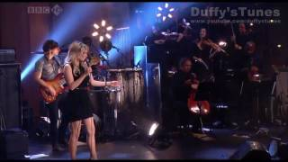 Duffy - Rain On Your Parade Live.