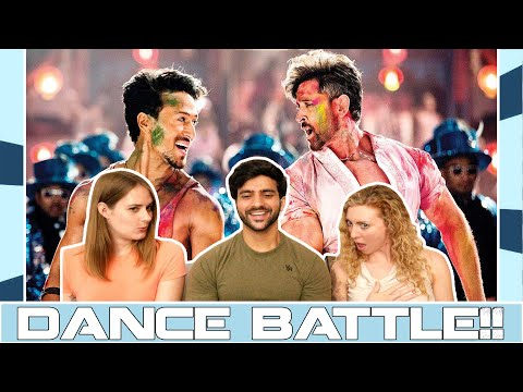 Jai Jai Shivshankar Full Song  War  Hrithik Roshan, Tiger Shroff  Reaction