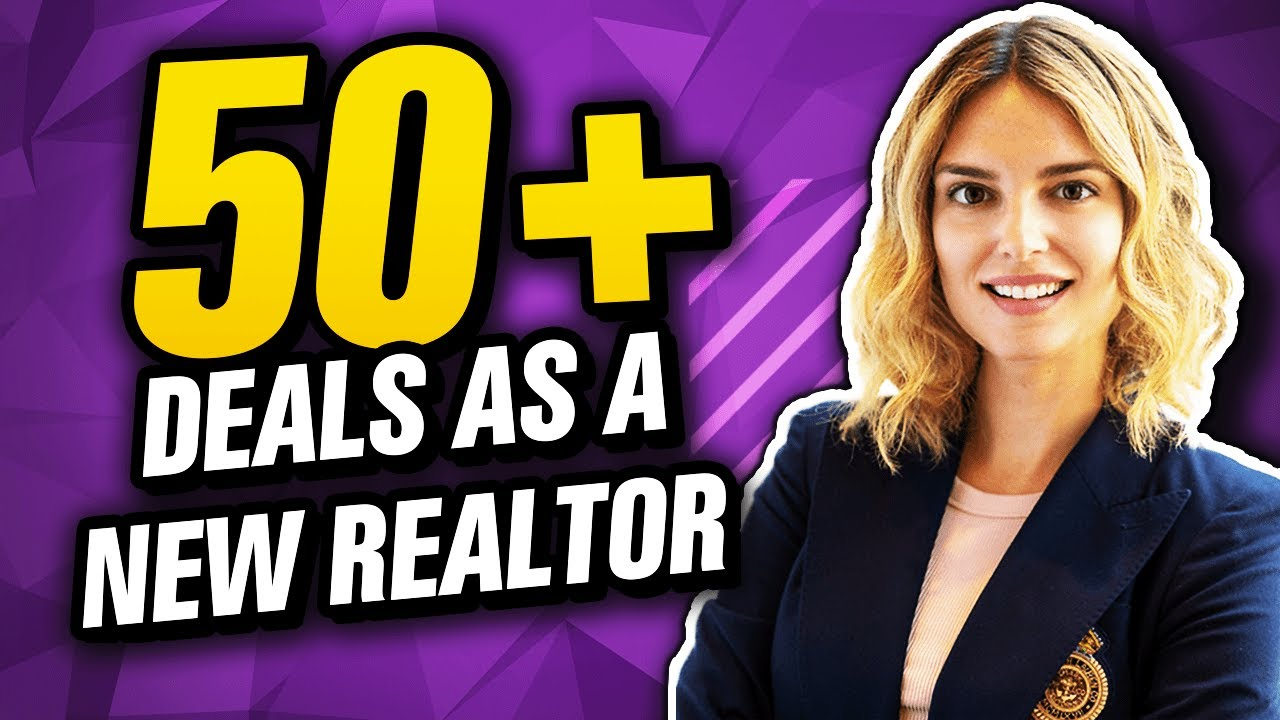 Video Marketing for Real Estate Agents - Gabrielle Crowe (50+ DEALS as a NEW REALTOR)