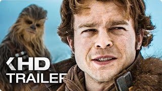 SOLO: A Star Wars Story Trailer German Deutsch (2018)