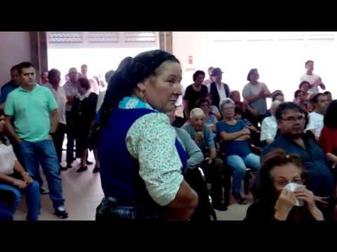 Associação Barquinha Saudosa canta Malmequer Mentiroso em Boa Aldeia, Viseu