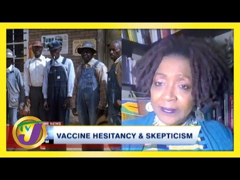 Vaccine Hesitancy & Skepticism in Jamaica | TVJ News