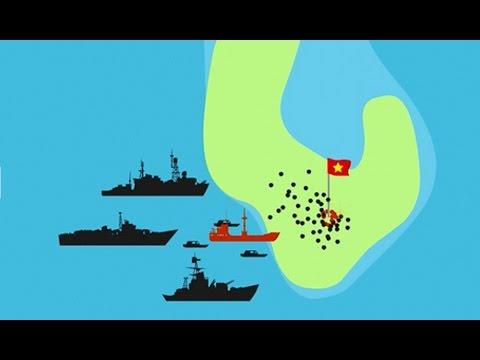 (VTC14)_Trung Quốc chiếm đoạt Gạc Ma 14/03/1988 như thế nào?