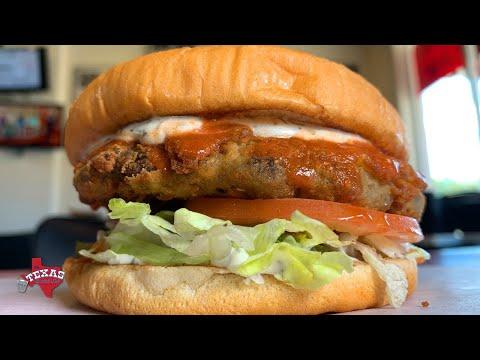 The Texas Bucket List - Mr. Hamburger In Huntsville
