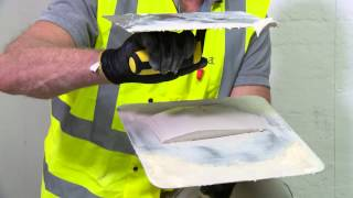 HOW TO - Guide to using a Hawk & Trowel