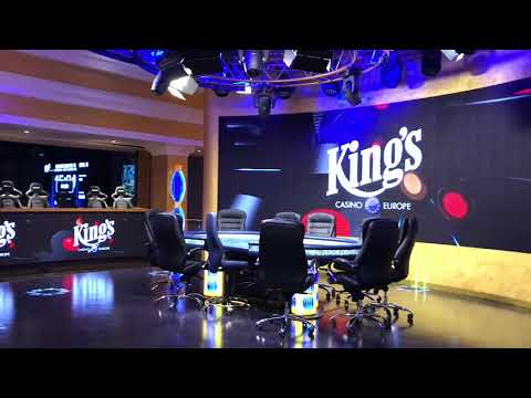 Deutsche King`s Poker Liga 2018 in Rozvadov