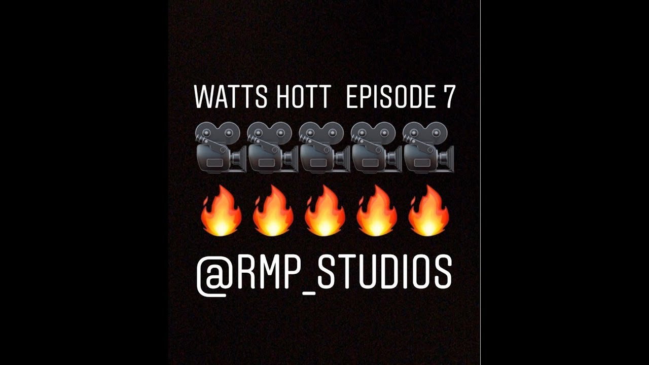 Watts Hott Episode 7 ft Graphixx Designz, London Voice, Oh Smoothies, Dj Speckle & Anthony Fresh