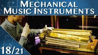 The Haydn Niemecz Mechanical Organ