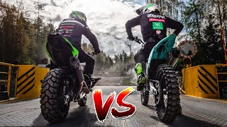 Download lagu DIRTBIKE VS. STREETBIKE 4.0