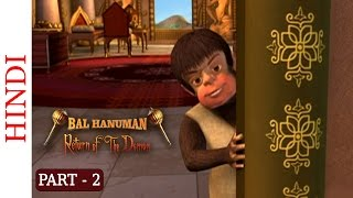 Bal Hanuman Return of the Demon - Part 2 Of 5 - Hindi Cartoon film