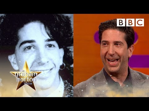 What David Schwimmer did before fame will amaze you! | The Graham Norton Show – BBC