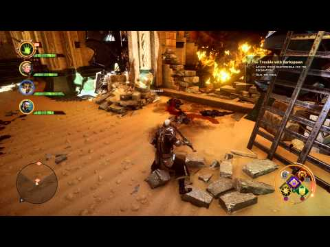 how to check add ons on dragon age ps4