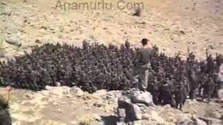 Asker Dağda Yemin Ediyor
