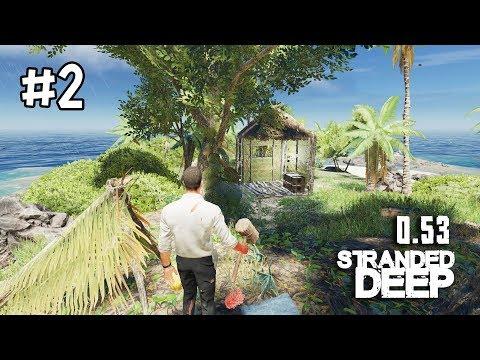 Stranded Deep 0.53[Thai] 2 ติดเกาะทั้งทีต้องมีครีมกันแดด