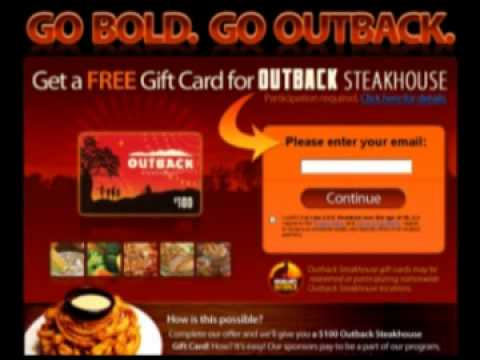 Outback Restaurant Coupons