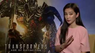 Transformers Interview: Li Bingbing