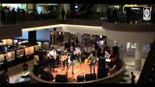 d'Masiv - GANASKUSTIK @Kota Kasablanka (Live Performance)