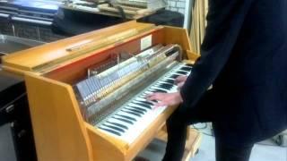 Hohner elektra piano
