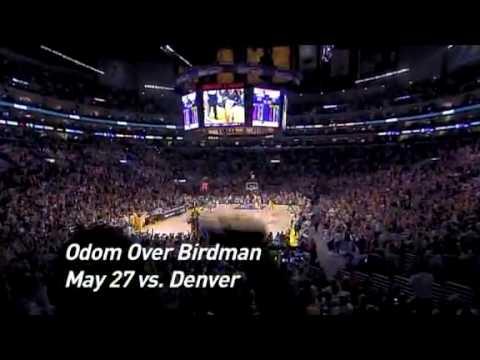 NBA 2008-2009 Los Angeles Lakers Top 10 Season Plays HD