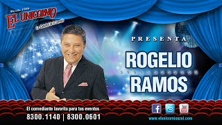 Rogelio Ramos - Yo nalgon... y sin panza !!