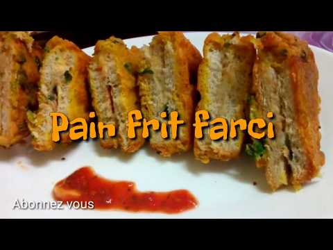 recette-facile-de-pain-frit-farci-au-thon-et-fromage