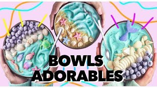 BOWLS ADORABLES DE CHICA TUMBLR ETEREA E INALCANZABLE Ft @Aliizquierdo_